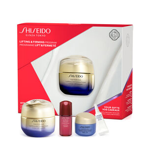 Lifting & Firming Program - Uplifting and Firming Cream - SHISEIDO, Nieuw