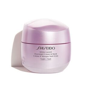 Overnight Cream & Mask - WHITE LUCENT, Dag-en nachtverzorging