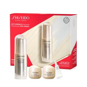 Anti-Wrinkle Program - Wrinkle Smoothing Contour Serum - SHISEIDO, Nieuw