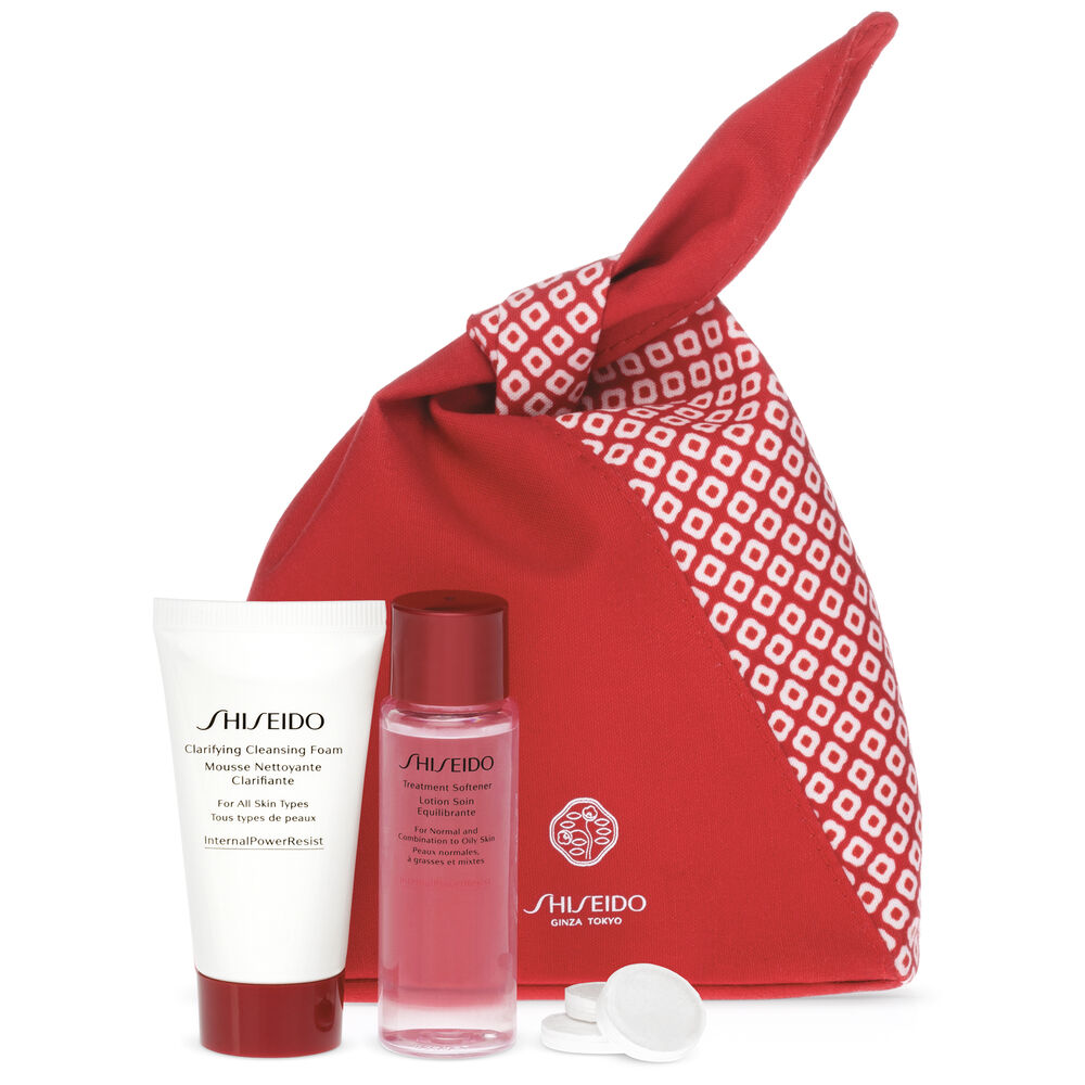 Cleanse & Balance Travel Kit,