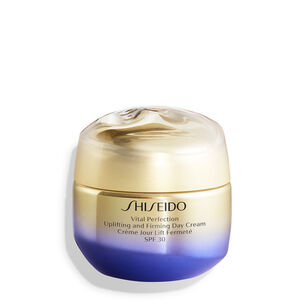 Uplifting and Firming Day Cream SPF30 - Shiseido, Vital-Perfection
