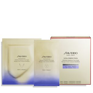 LiftDefine Radiance Face Mask - SHISEIDO, Nieuw