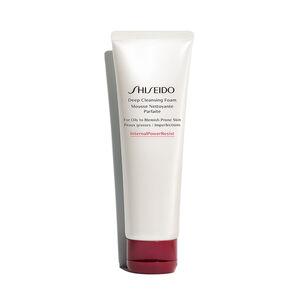 Deep Cleansing Foam - Shiseido, Reiniging en makeupverwijdering