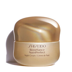 NutriPerfect Night Cream - Shiseido, Dag-en nachtverzorging