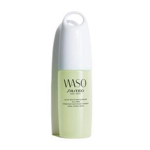 Quick Matte Moisturizer Oil-Free - Shiseido, Dag-en nachtverzorging
