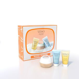 Giga-Hydrating Rich Cream Kit - SHISEIDO, HUIDVERZORGING