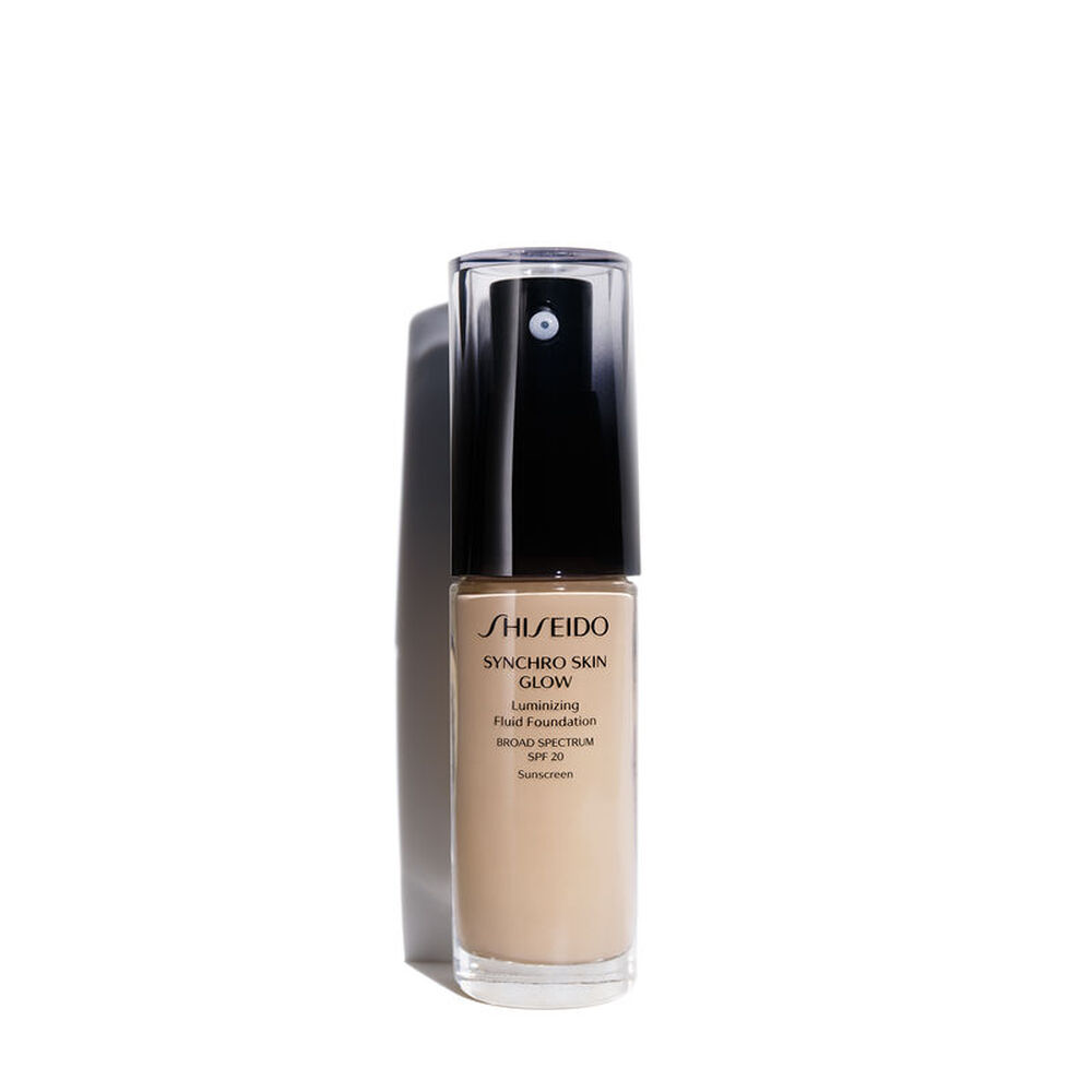 Synchro Skin Glow Luminizing Fluid Foundation, N2