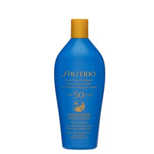 Expert Sun Protector Face and Body Lotion SPF50+ - SHISEIDO, Nieuw