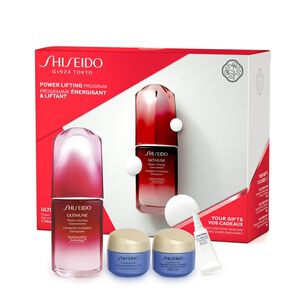 Power Lifting Program with Vital Perfection - SHISEIDO, Nieuw