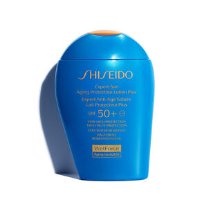 Expert Sun Aging Protection Lotion Plus SPF50+ - Shiseido, Gezicht