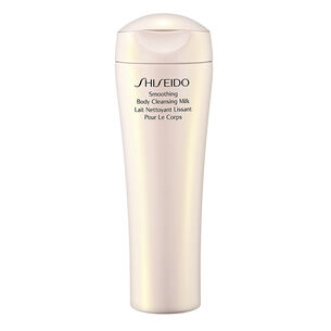 Smoothing Body Cleansing Milk - Shiseido, Lichaamsverzorging