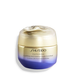 Uplifting and Firming Cream Enriched - Shiseido, New