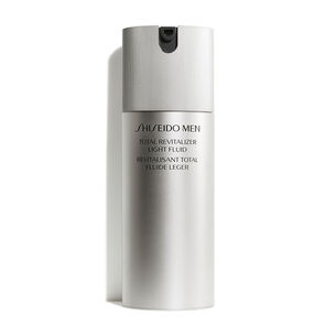 Total Revitalizer Light Fluid - SHISEIDO MEN, Total Revitalizer