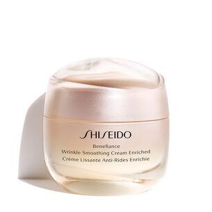 Wrinkle Smoothing Cream Enriched - BENEFIANCE, Dag-en nachtverzorging