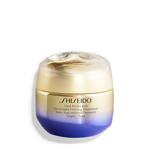 Soin Nuit Intensif Fermeté - Shiseido, Vital-Perfection
