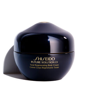 Total Regenerating Body Cream - Shiseido, Premium Skincare
